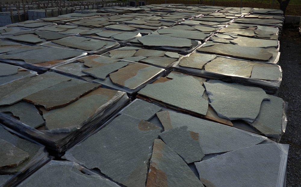 Αγορά Ανάμικτη πέτρα καρύστου ακανόνιστη
