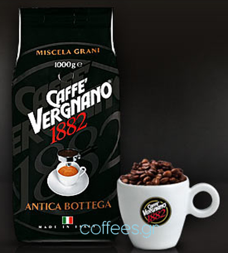 Αγορά VERGNANO Coffee Espresso Antica Bottega 1000g