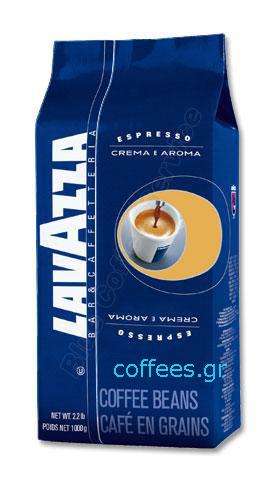 Αγορά LAVAZZA Coffee Espresso Crema E Aroma blue 1000g