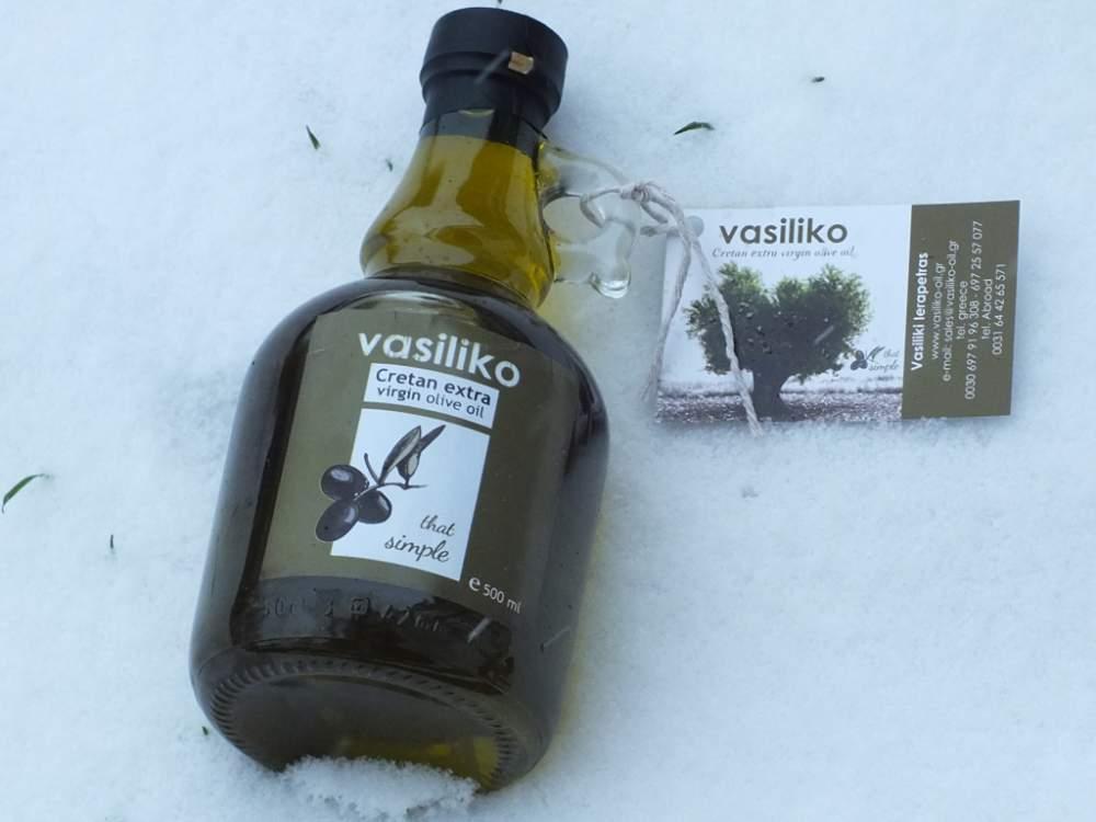 Αγορά Greek Extra virgin Olive oil