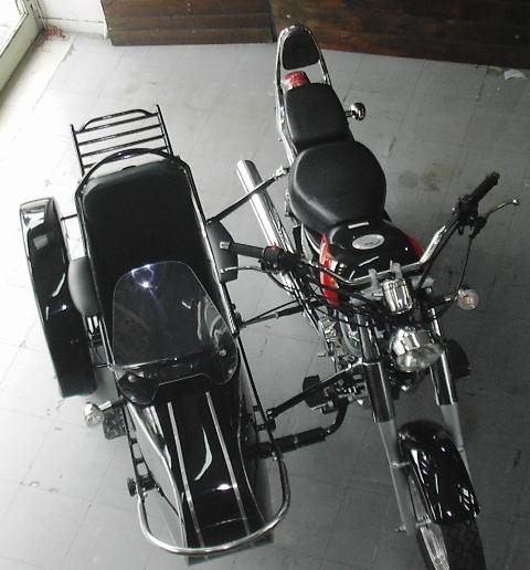 Αγορά EM 250 Motorcycle with sidecar Retro