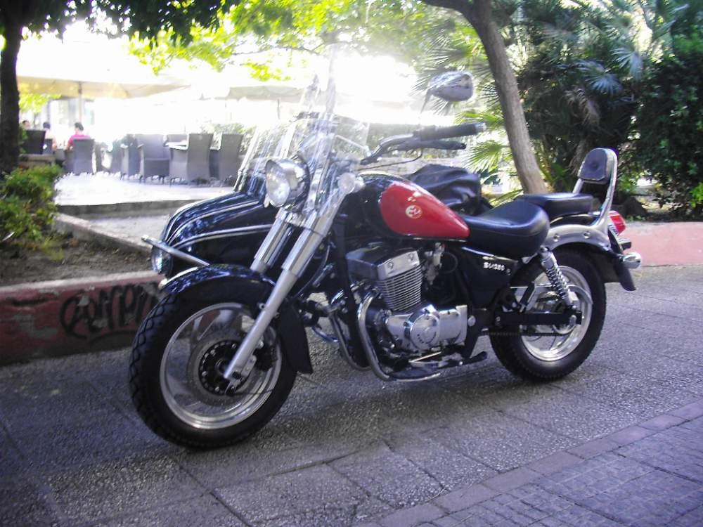 Αγορά EM 250 Motorcycle with sidecar