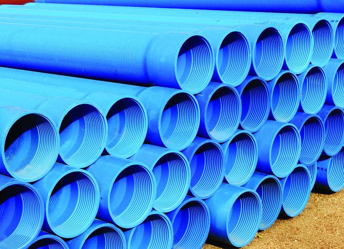 Αγορά Πλαστικοί PVC-U Σωλήνες και Φιλτροσωλήνες Γεωτρήσεων