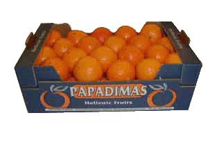 Αγορά Πορτοκάλια από τον ελληνικό παραγωγό