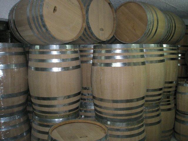 Αγορά Xειροποίητα δρύινα βαρέλια γαλλικού τύπου 225 λίτρων