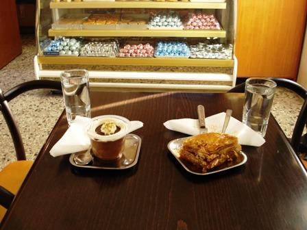 Αγορά Ποικιλία γλυκών κεράσματος