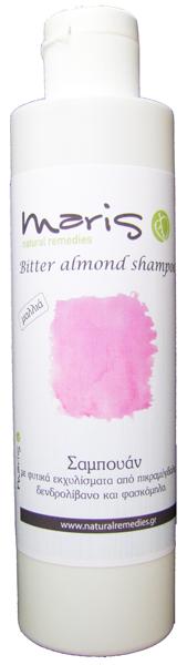 Αγορά Bitter almond shampoo - σαμπουάν πικραμύγδαλο