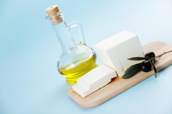 Greek Feta, White Cheese