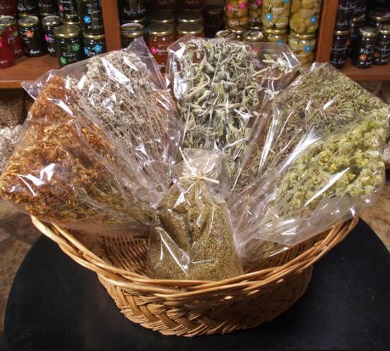 Αγορά Τσάϊ βουνού - φασκόμηλο