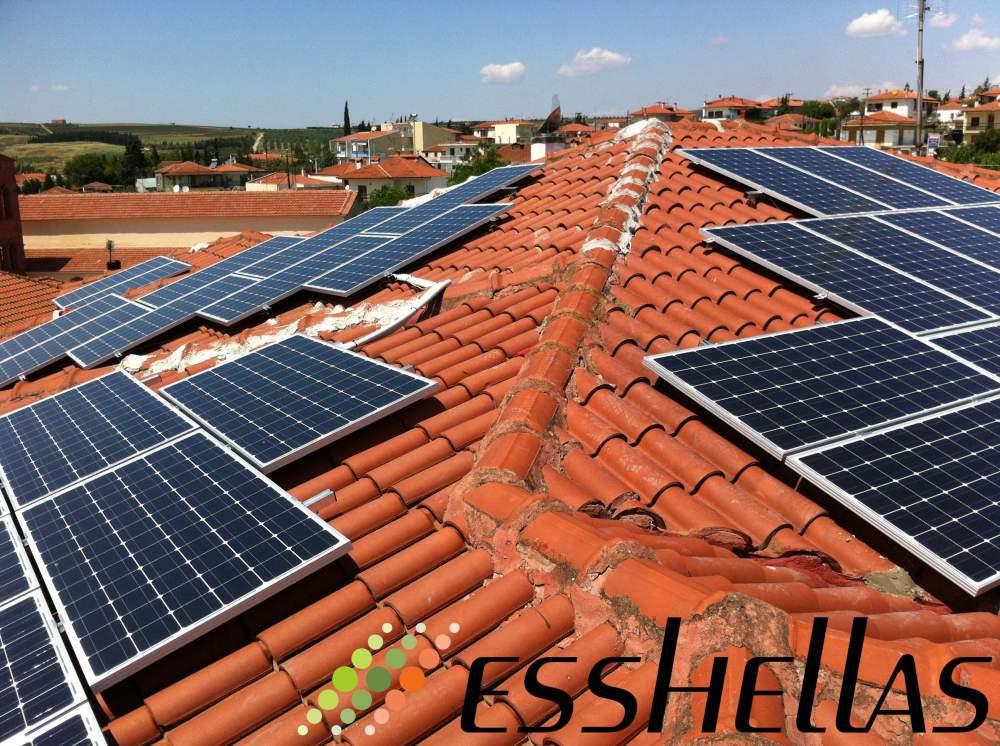 Αγορά Φωτοβολταϊκά στην κατοικία