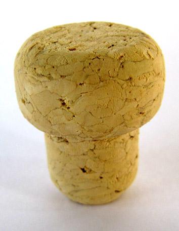 Αγορά Κεφαλοφόρα Πώματα Fungo 22.8Χ12 mm / Φελλός 15,5X15,5 mm