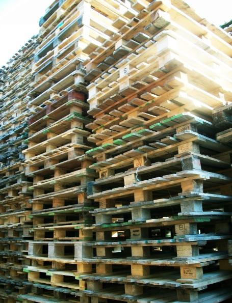 Αγορά Πράσινες Παλέτες 110 x 130 Τύπου CP4 ή CP7