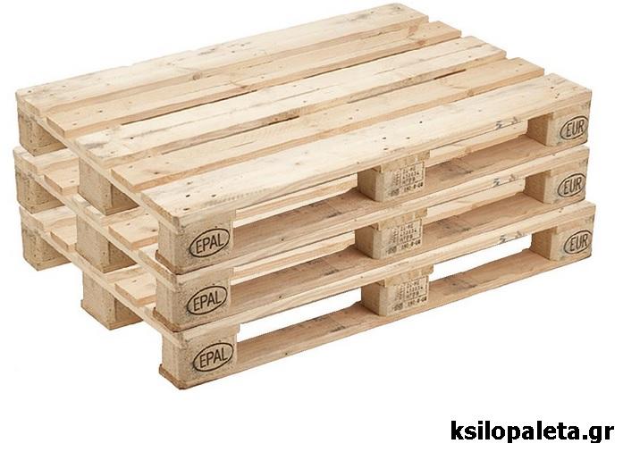 Αγορά Ευρωπαλέτες - Ευρωπαϊκές παλέτες ξύλινες