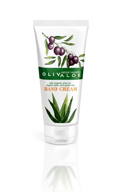 Αγορά Hand cream with organic olive oil & organic aloe vera