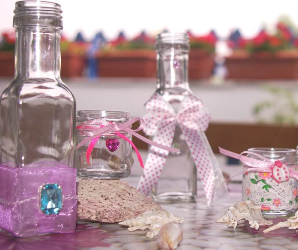 Αγορά Μικρά βαζάκια και μπουκάλια για γάμο