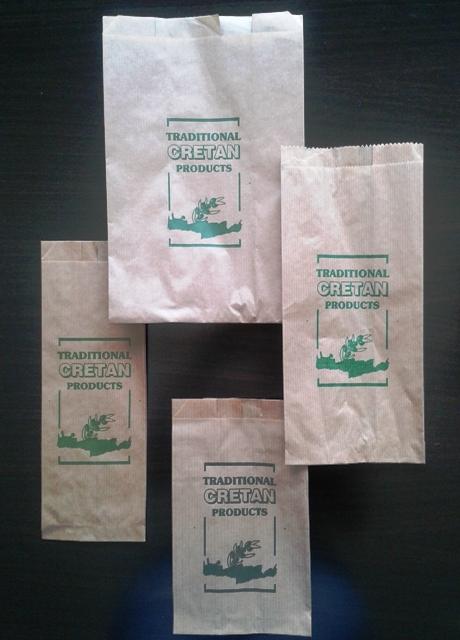 Αγορά Σακουλάκια Traditional, για συσκευασία κρητικών παραδοσιακών προϊόντων