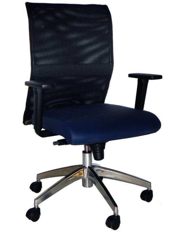 Αγορά Κάθισμα Προϊσταμένου με δίχτυ στην πλάτη PRESTIGE NET