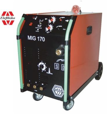 Αγορά MIG Ημιεπαγγελματική Ηλεκτροκόλληση 170 Α (PS3) EG54170, με 5 χρόνια εγγύηση