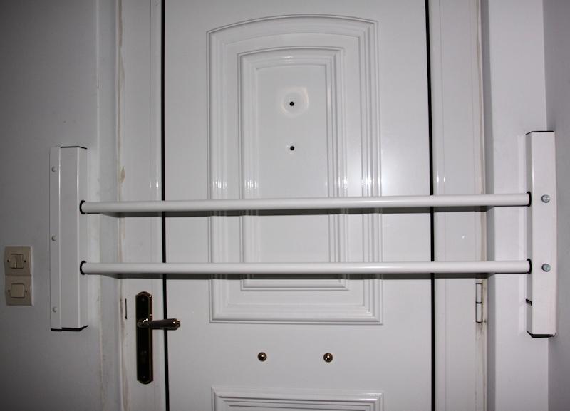 Μπάρες Ασφαλείας για Πόρτες Τύπος 60