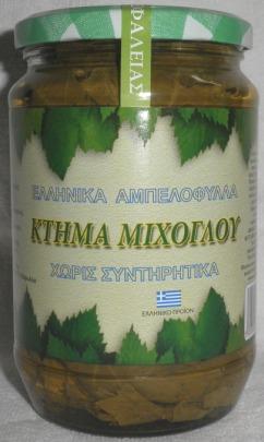Αγορά Ελληνικα Αμπελοφυλλα