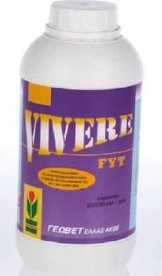 Αγορά Συνεργιστικό εντομοκτόνων και μυκητοκτόνων VIVERE-FYT