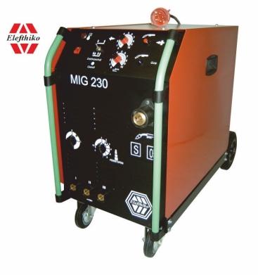 Αγορά MIG Επαγγελματική Αερόψυκτη Ηλεκτροκόλληση Ελαφρύ Τύπου 230 Α (PS4) EG54230C2/C4, με 5 χρόνια εγγύηση