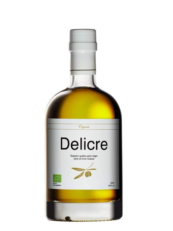 Αγορά Extra virgin olive oil Delicre Organic