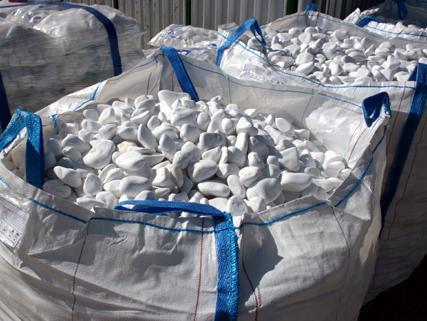 Αγορά Λευκά Βότσαλα Θάσου και Λευκή Μαρμαρόπετρα
