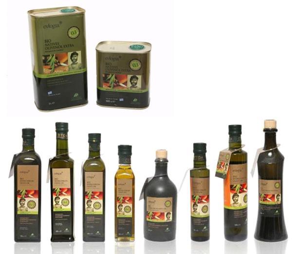 Αγορά Βιολογικό Έξτρα Παρθένο Ελαιόλαδο «Ευλογία»