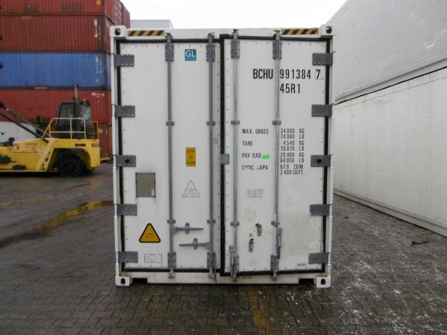Αγορά 40' HC Ψυγείο Κοντέινερ