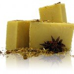 Olive oil soap with greek herbs