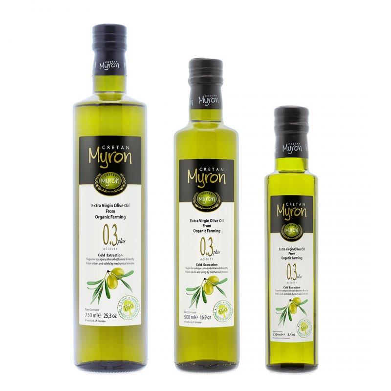 Αγορά Organic extra virgin olive oil