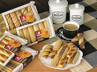 Αγορά Coffee cookies κουλούρια σε σκαφάκι