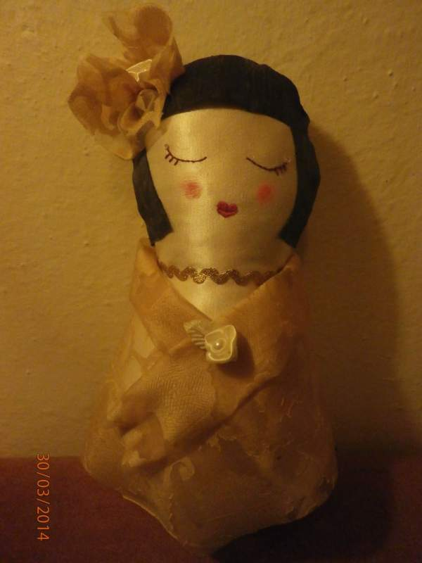 Αγορά Areti Outsiou Handmade Cloth Dolls Greece