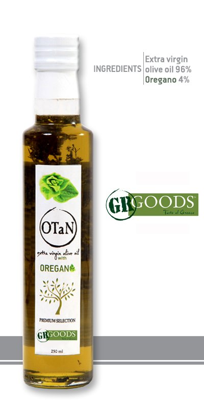 Αγορά Oregano Seasoned extra virgin Olive Oil 250ml 0.3 acidity