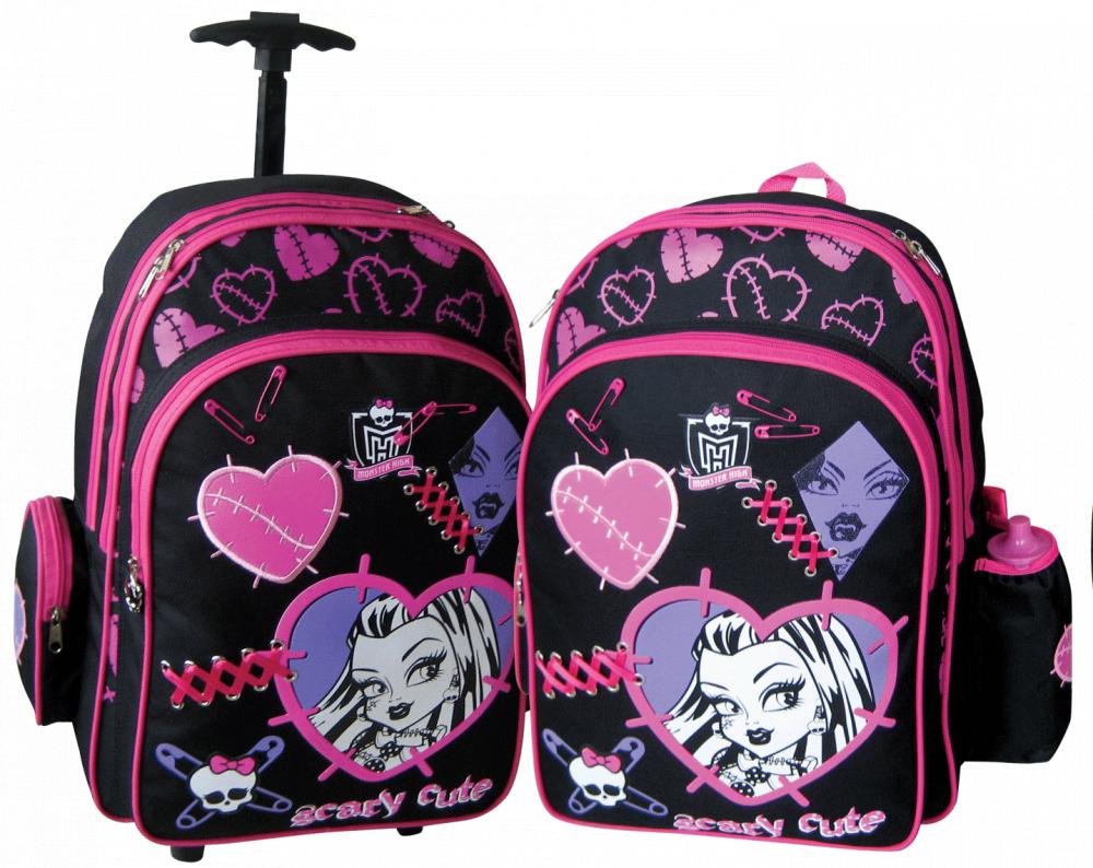 d4a1329c65b Σχολικές τσάντες Monster High καλής ποιότητας buy in Αθήνα on Ελληνικά
