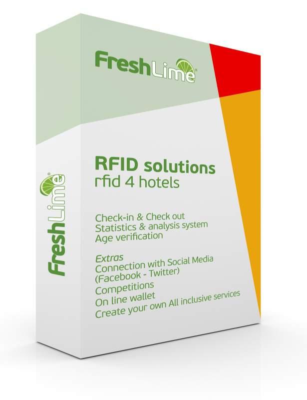 Αγορά RFID 4 Hotels