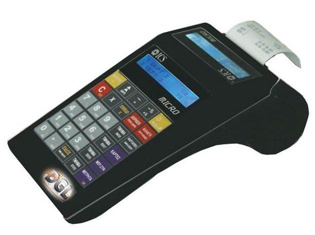 Αγορά ICS MICRO Φορητή ταμειακή μηχανή