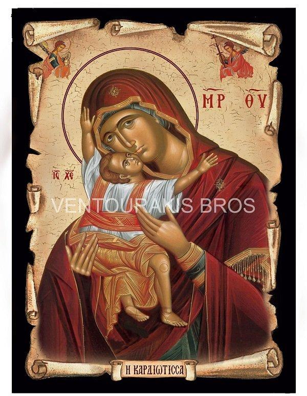 Αγορά Βυζαντινές εικόνες σε πάπυρο