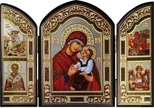 Αγορά Βυζαντινές εικόνες αργυροχρυσοτυπίες
