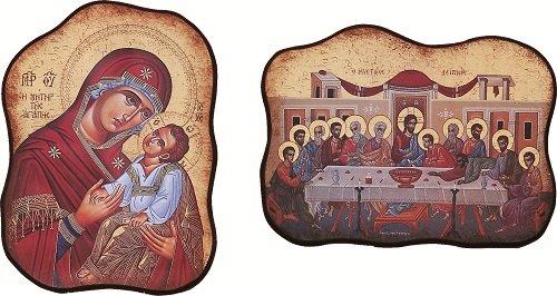 Αγορά Βυζαντινές εικόνες ακανόνιστες
