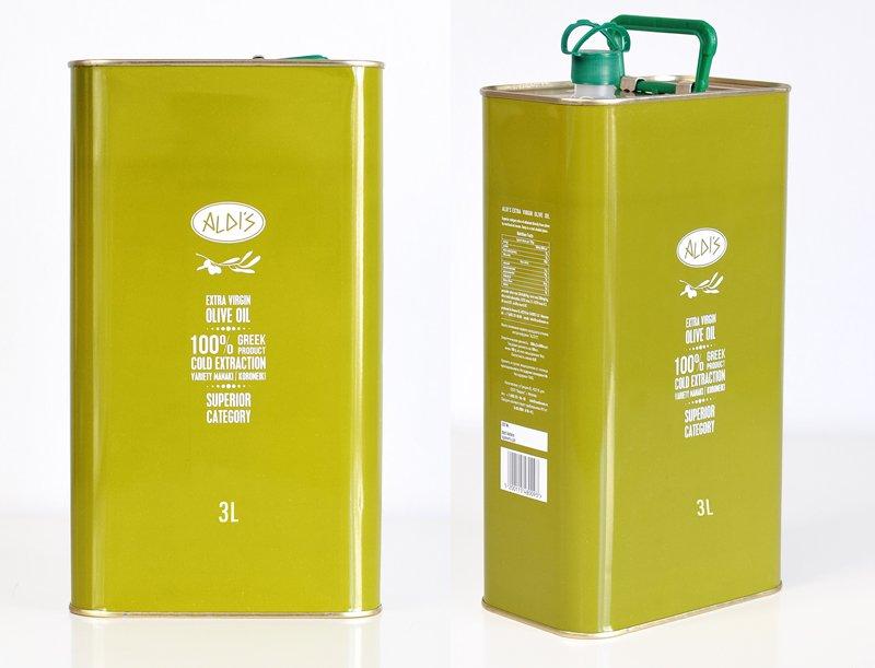 Αγορά ALDI'S extra virgin olive oil