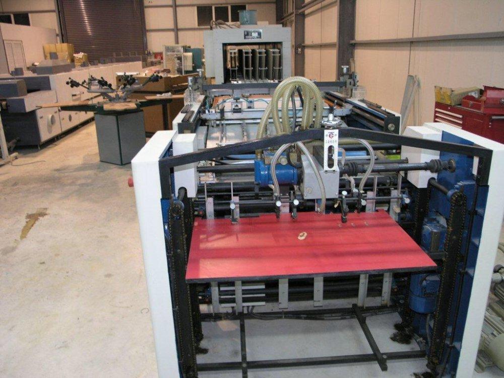 Αγορά Rotary screen printing machine