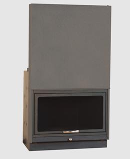 Αγορά Ο ενεργειακό τζάκι Kombi ka είναι ένα πρωτότυπο και πρωτοποριακό στη σχεδίαση και λειτουργία τζάκι κεντρικής θέρμανσης, το οποίο επιτυγχάνει μεγαλύτερο βαθμό απόδοσης από τα συμβατικά τζάκια.