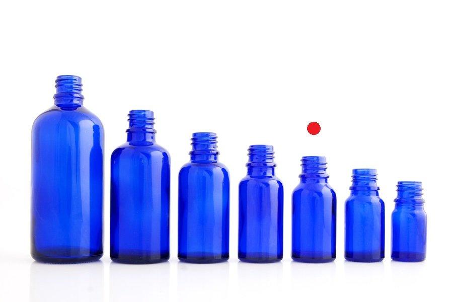 Αγορά Φιάλες για Αιθέρια Έλαια 15 ml μπλέ