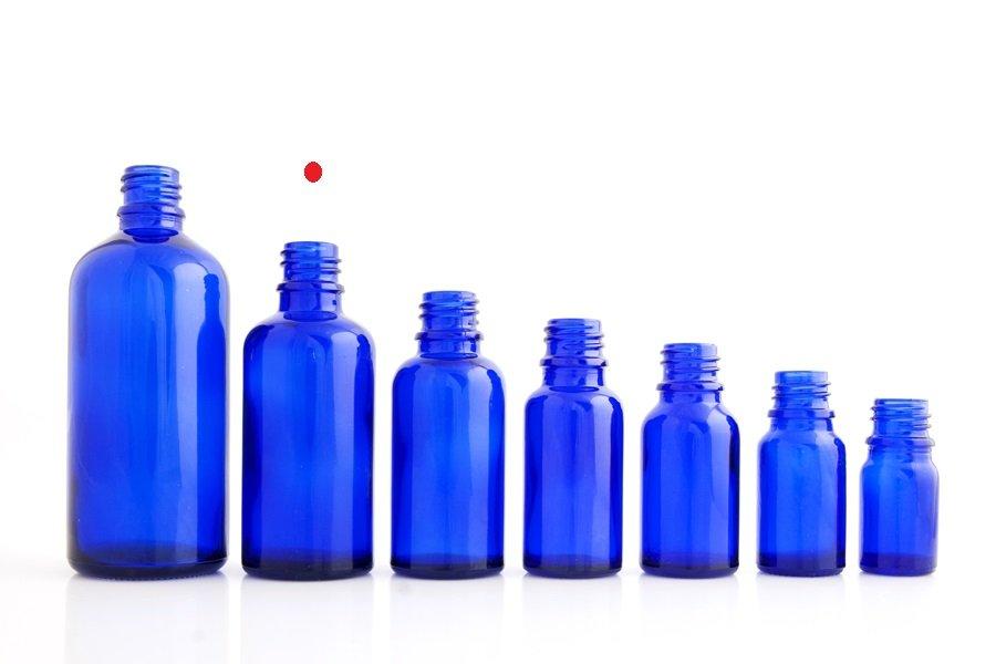 Αγορά Φιάλες για Αιθέρια Έλαια 50 ml μπλέ