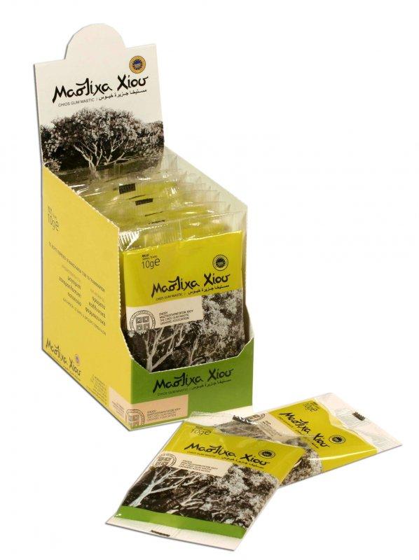 Αγορά Φυσική Μαστίχα Χίου Chios Natural Mastiha (Gum Mastic) Small Tears 10gr