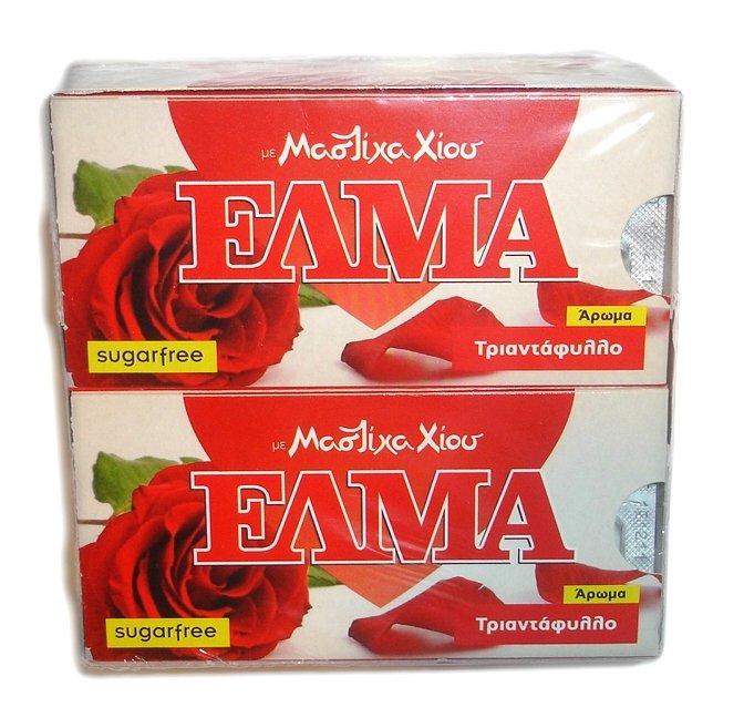 Αγορά Τσίκλα Χίου ΕΛΜΑ (ELMA sugar free chewing gum with mastic and rose flavor)