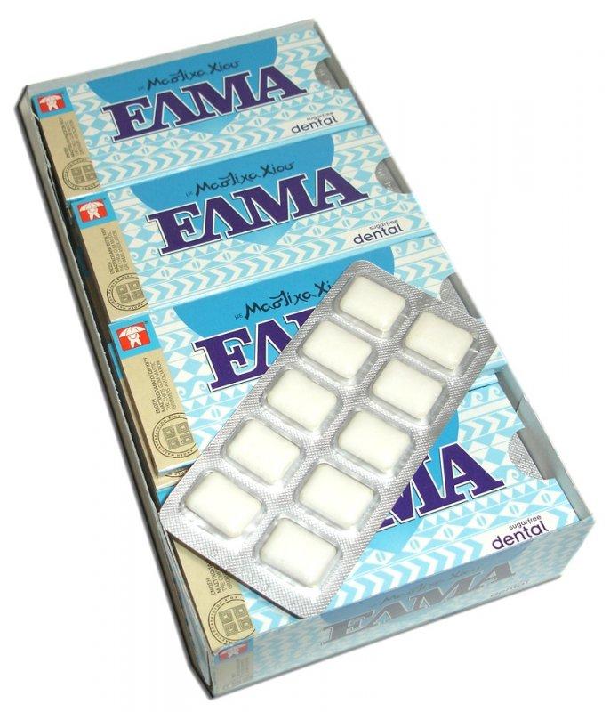 Αγορά Τσίκλα Χίου (ELMA dental chewing gum with mastic without sugar)
