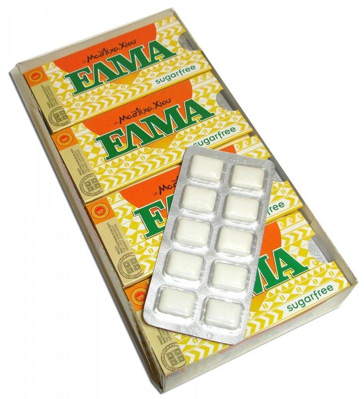 Αγορά Τσίκλα Χίου ΕΛΜΑ (ELMA sugar free chewing gum with mastic)
